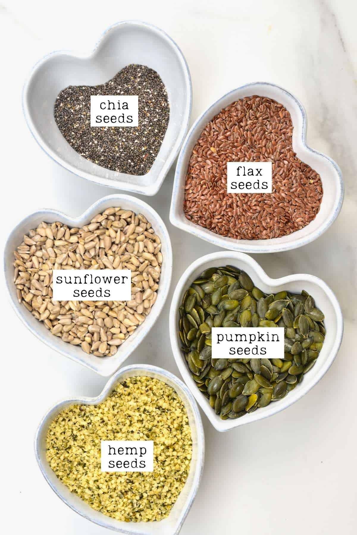 Ingredients for omega butter