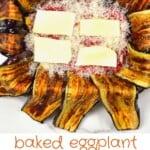 Making eggplant parmigiana