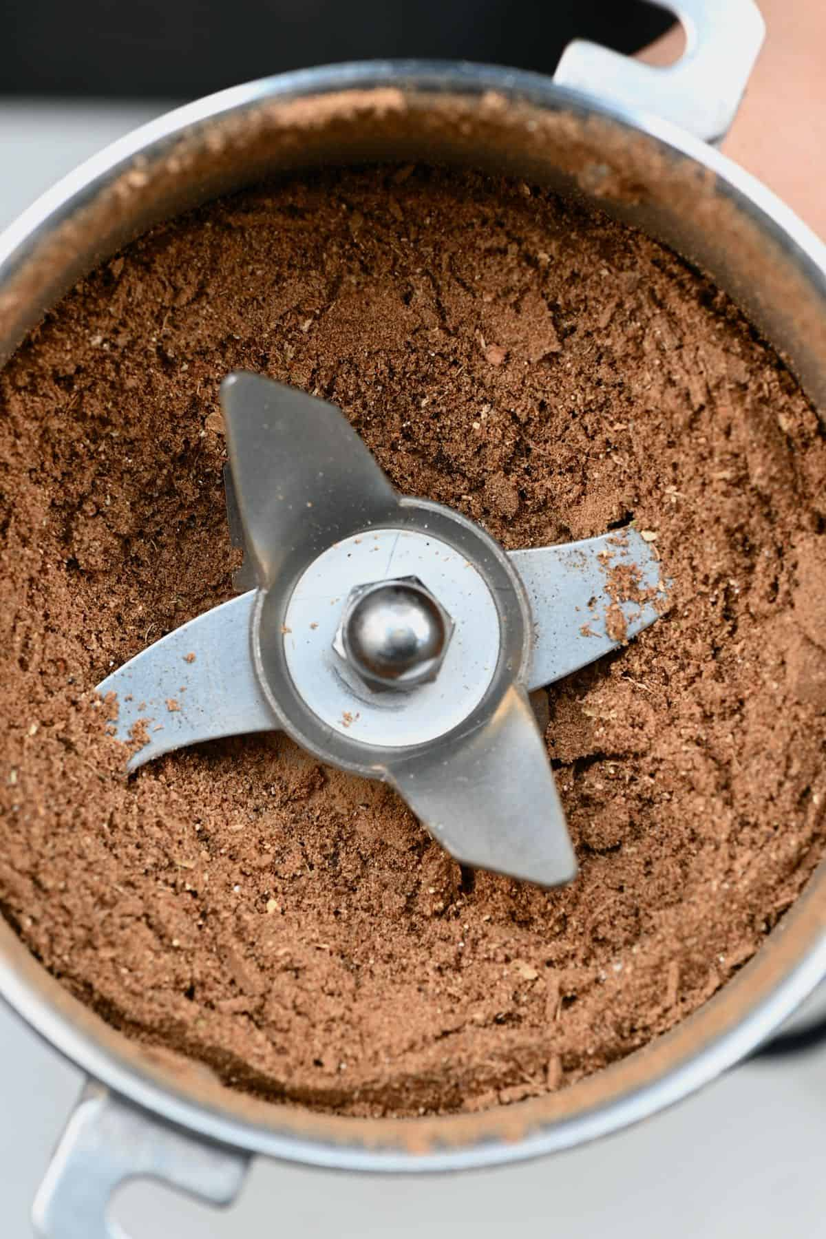 Ground Middle Eastern spice mix