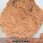 Mexican seasoning spice blend