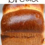 A brioche loaf