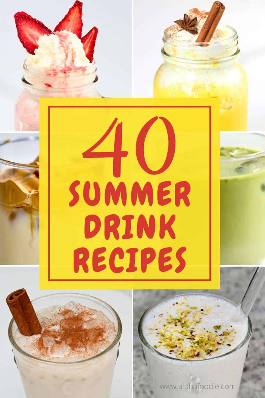 Summer Drinks Compilation