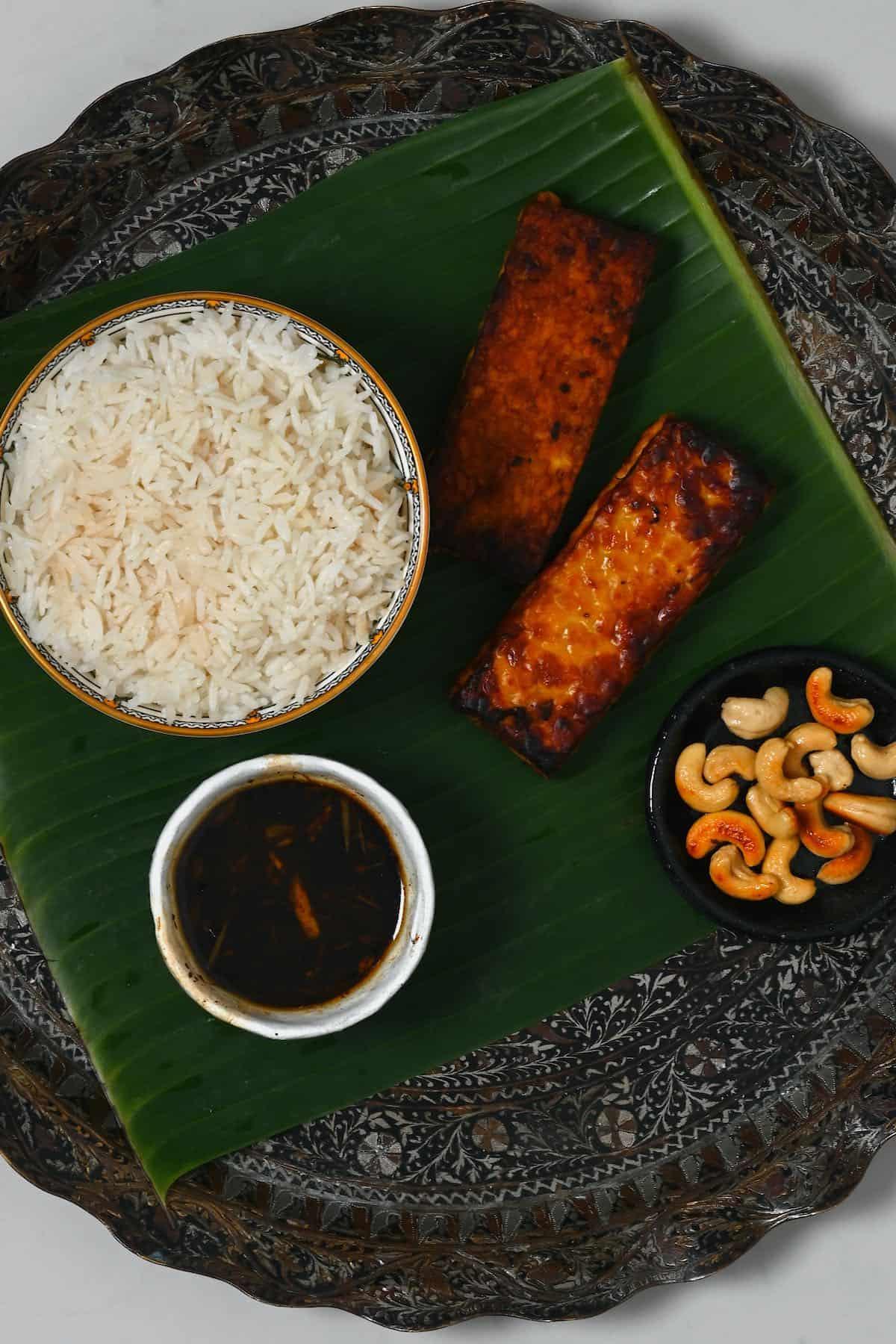 Indonesian Nasi Uduk