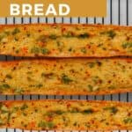 Garlic roasted bread