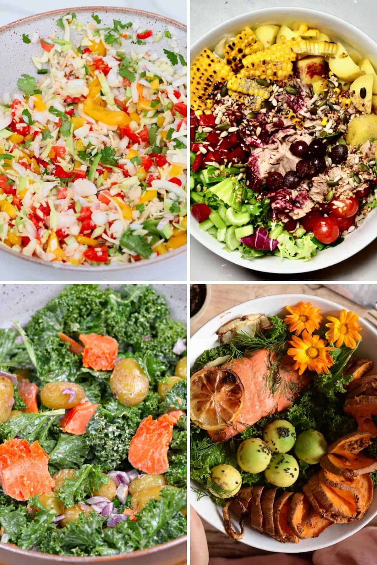 Pescatarian Salads