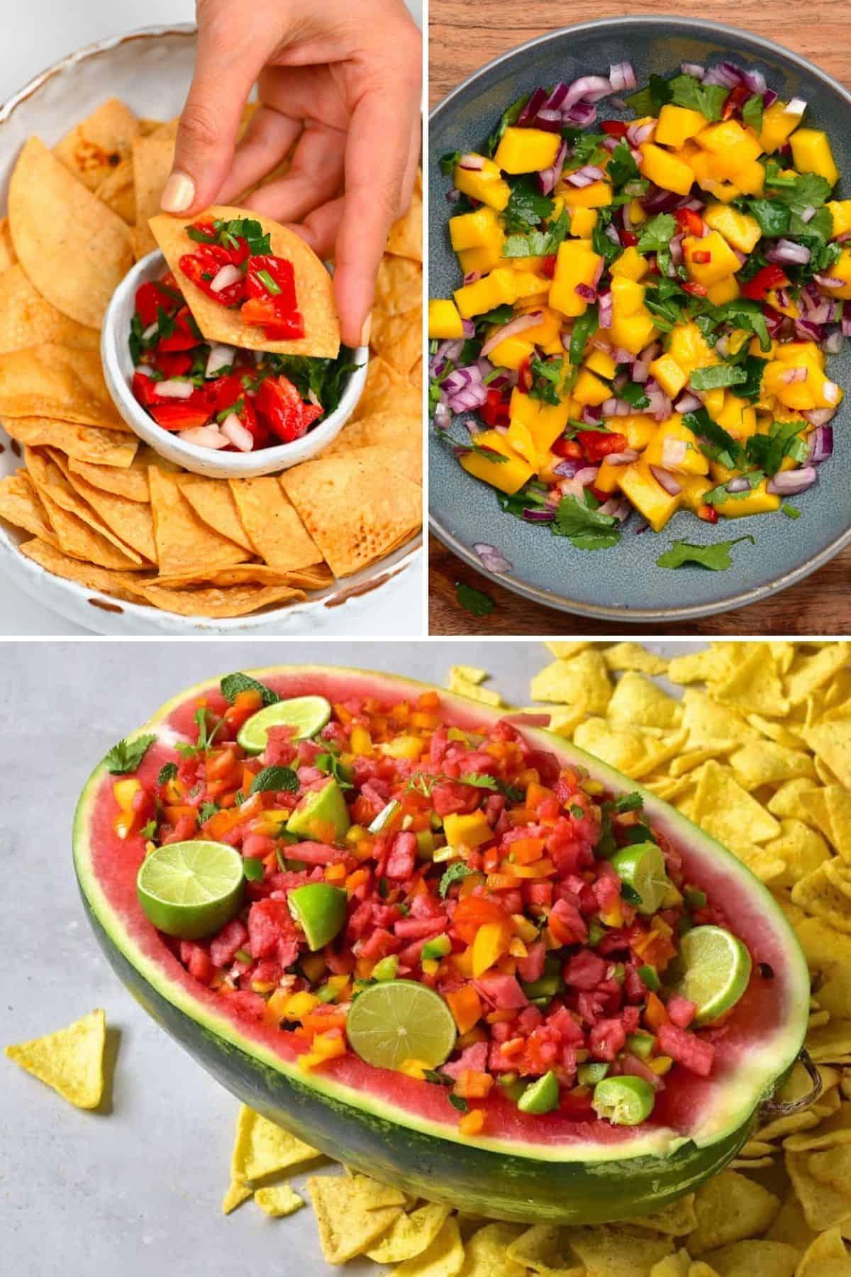 Summer Salsa Recipes
