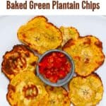 tostones with creole sauce