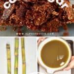 Steps to make unrefined cane sugar