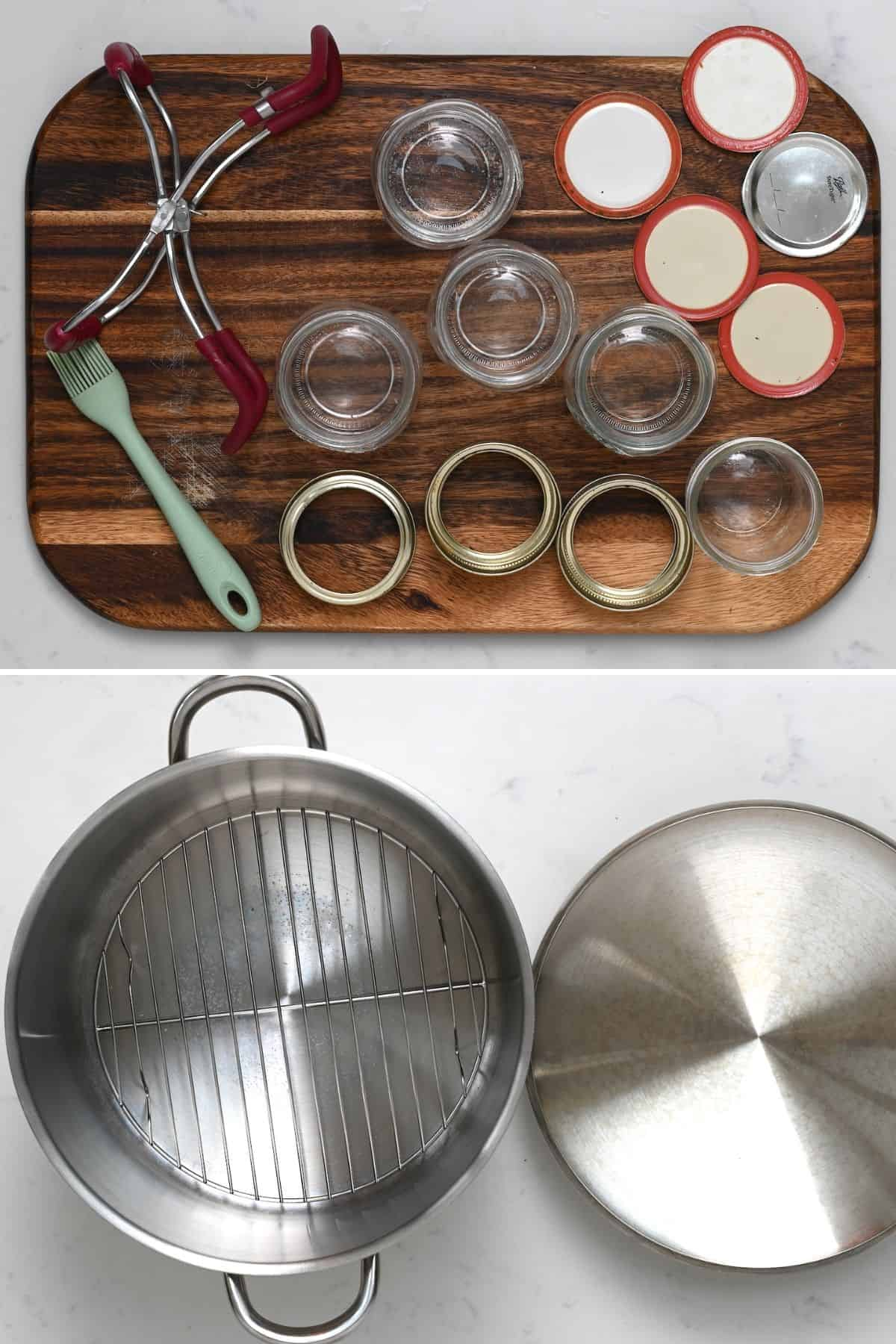 Tools for canning